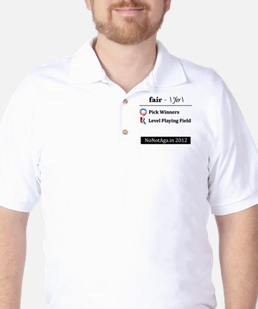 pickwinners Golf Shirt