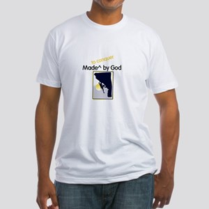 Conquer Fitted T-shirt (Made in the USA)