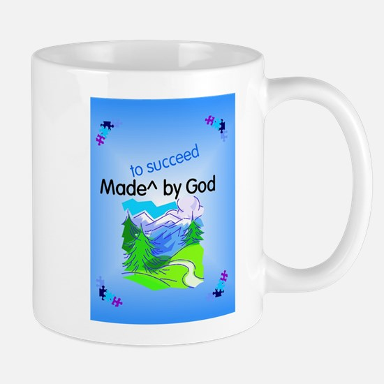 Made to Succeed Mug