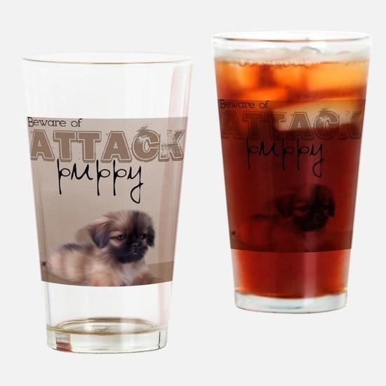 peki1_ipad Drinking Glass