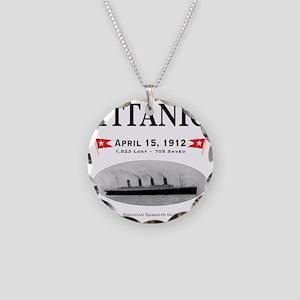 TG2 White12x12-a Necklace Circle Charm