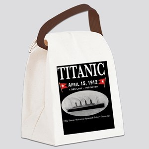 TG 19x244DuvetTwin Canvas Lunch Bag