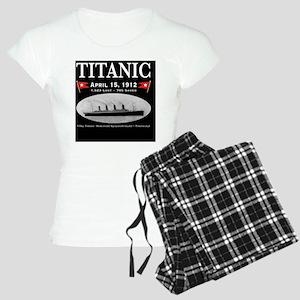 TG 19x244DuvetTwin Women's Light Pajamas