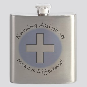 Nursing Assist MAKE A DIFF Flask