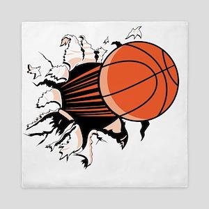 BasketballSC.gif Queen Duvet