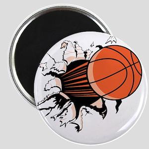 BasketballSC Magnet