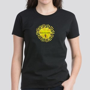 You are my Sunshine Women's Dark T-Shirt