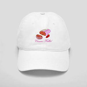 Cream Filled Cap