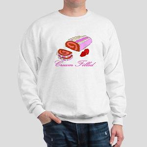 Cream Filled Sweatshirt