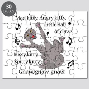 Mad Kitty Angry Kitty Puzzle
