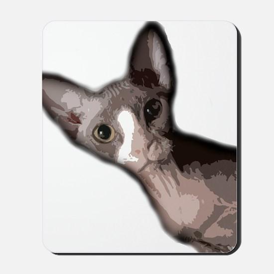 sabrina2 Mousepad