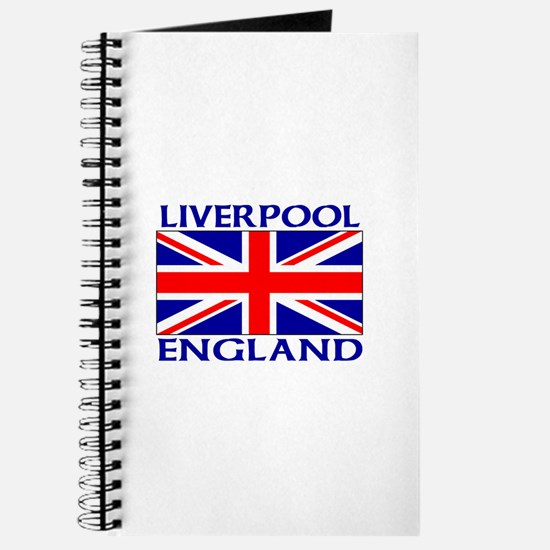 Funny Union jack flags Journal