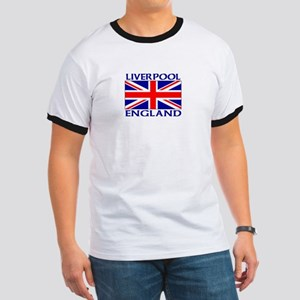liverpoolujwht T-Shirt