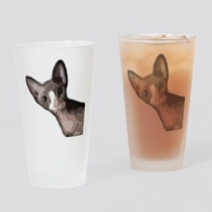 sabrina3 Drinking Glass