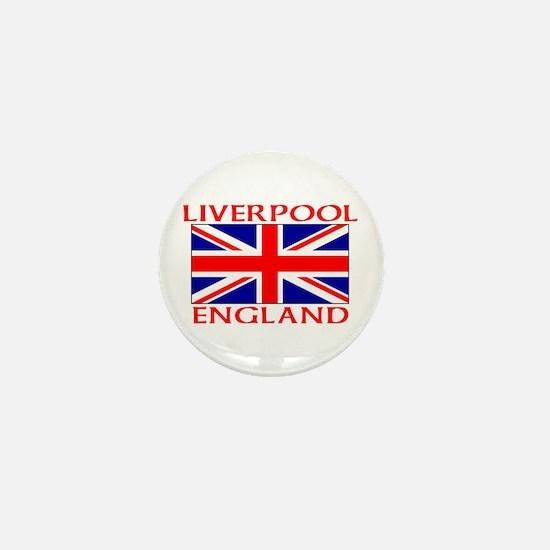 United states football league Mini Button