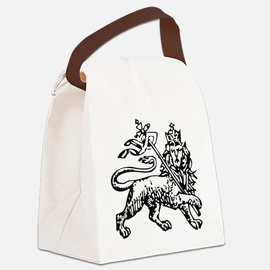 MoaAnbesa Canvas Lunch Bag