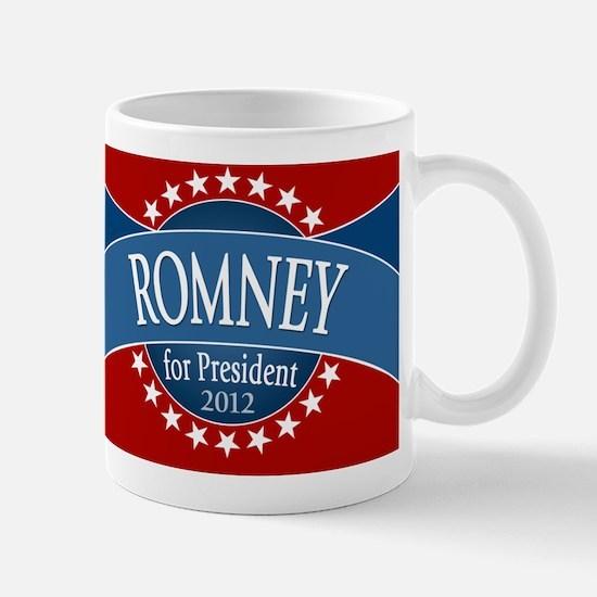 buttons Romney for President Mug
