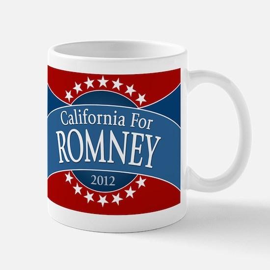 buttons_romney_california Mug