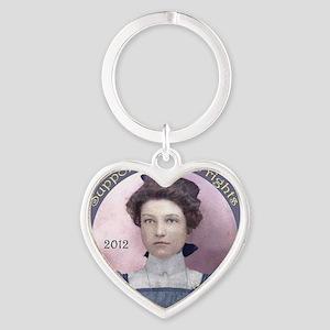 DemsTshirtBig Heart Keychain