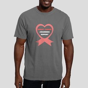 Breast Cancer Awareness Mens Comfort Colors Shirt
