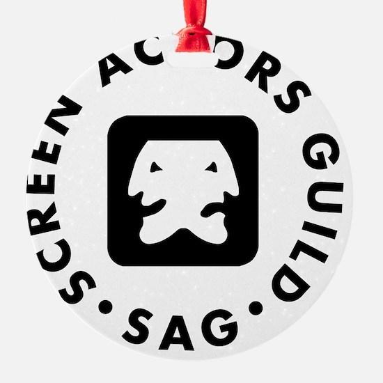 SAG-Logo Ornament