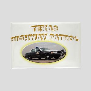 texashpvic Rectangle Magnet