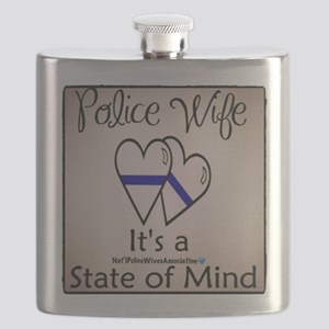 police wife state Flask