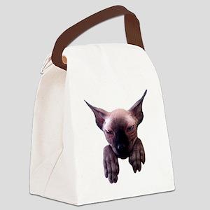 sophie Canvas Lunch Bag