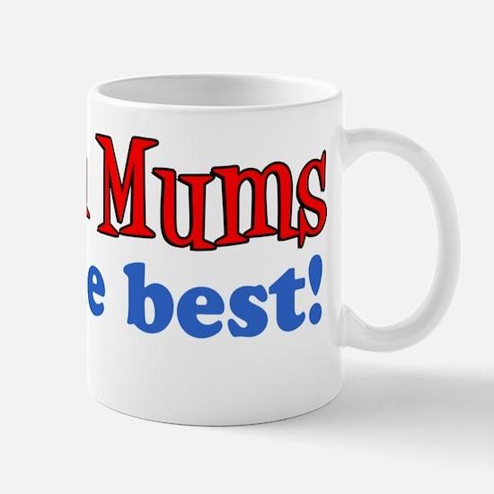 British Mums Are The Best Mug
