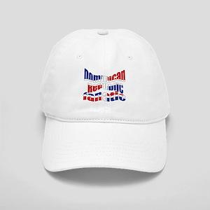 Dominican republic flag fanatic Cap