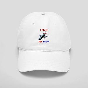 I Flew Jet Blew Cap