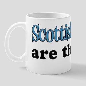 Scottish Mums Are Best Mug