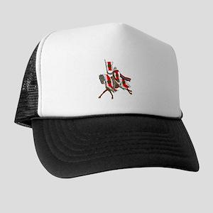 Heraldic Midrealm Cavalry Trucker Hat