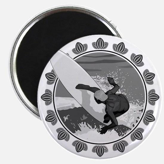 surfer logo Magnet