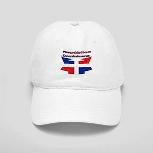 Republica Dominicana ribbon Cap