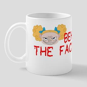 face of evil 2 Mug