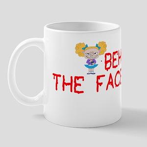 face of evil Mug