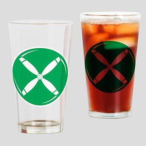 SuperX Drinking Glass