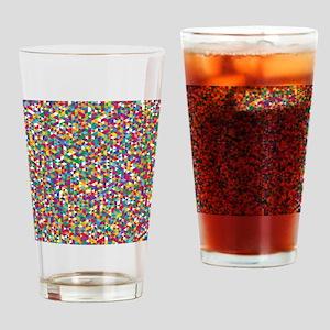 Isometric Duvet Drinking Glass