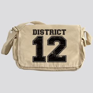 Dist12_Ath Messenger Bag