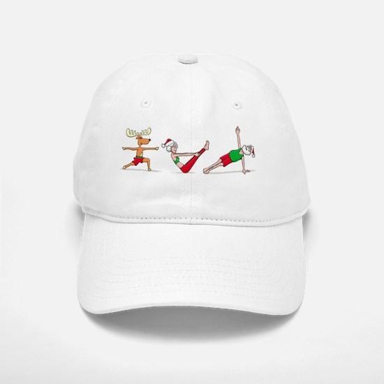 yoga 3 Baseball Baseball Cap