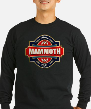 Mammoth Mtn Old Label T