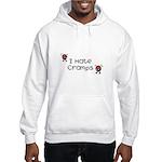 I Hate Cramps Hooded Sweatshirt