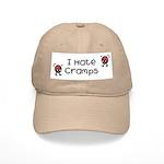 I Hate Cramps Cap
