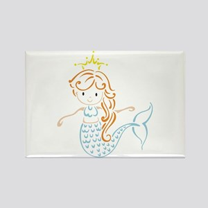 Marmaid Fairy Magnets