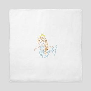 Marmaid Fairy Queen Duvet