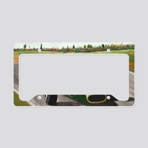 Jim Clark 001 License Plate Holder