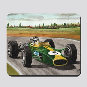 Jim Clark 001 Mousepad