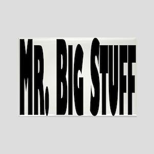 Big Stuff Rectangle Magnet