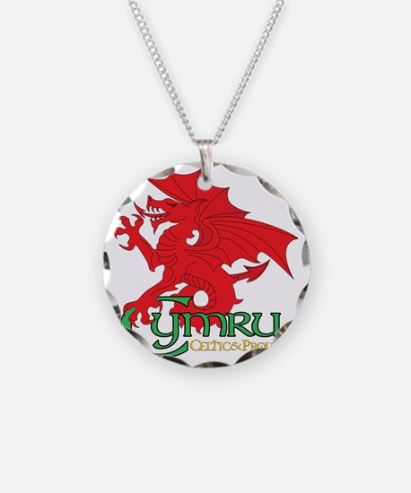Celtic and Proud Apperal Cym Necklace